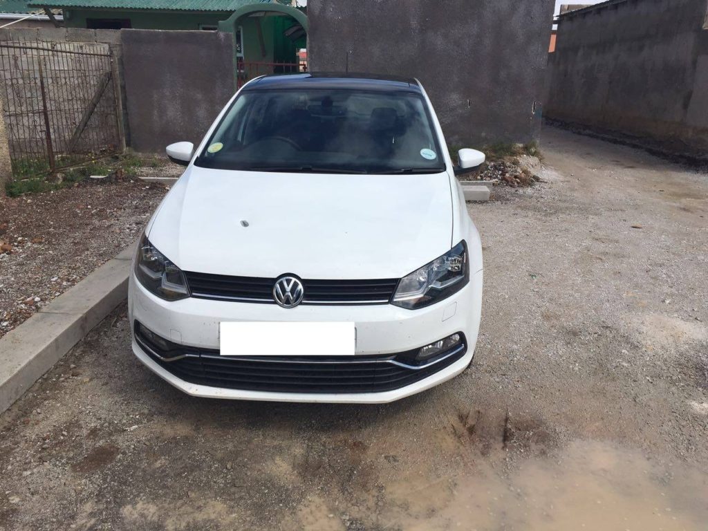 Insurance Stolen Car Recovered