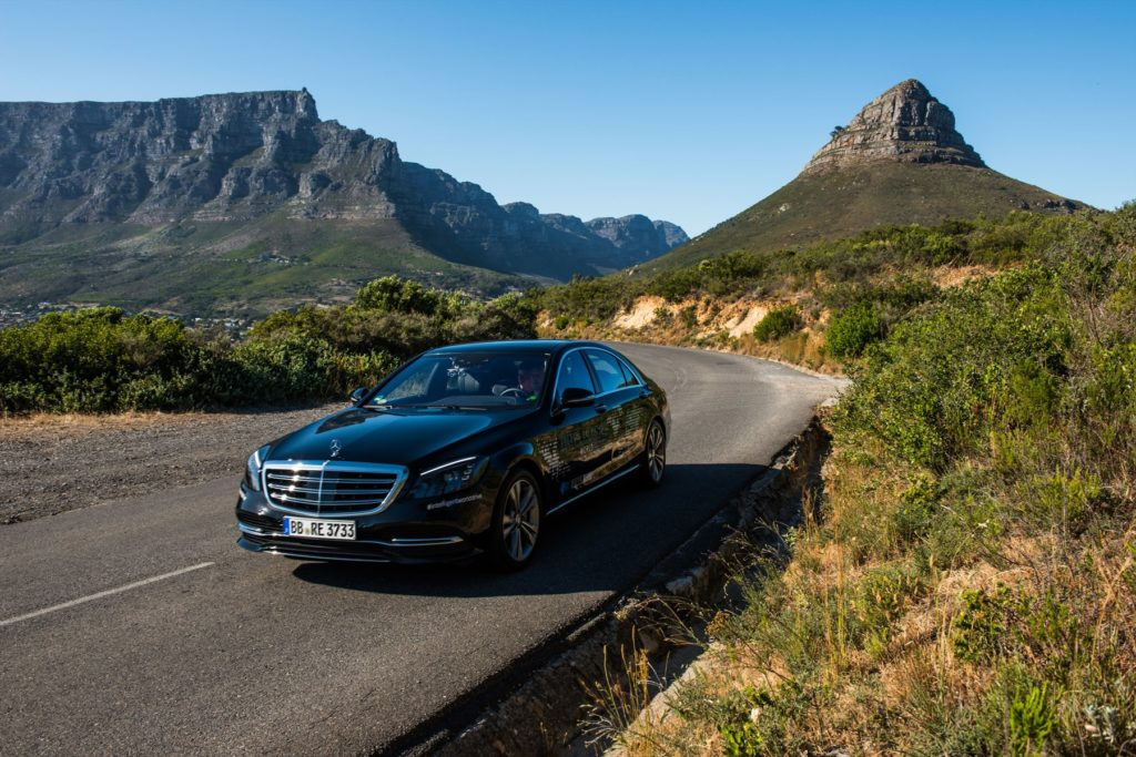 On the road to autonomous driving mercedes benz on for Mercedes benz autonomous driving