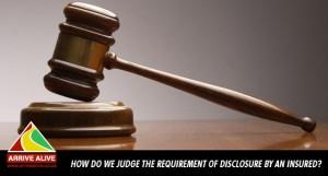 disclosure-judgement