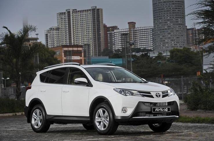 2014 Toyota RAV4 2.2 D VX