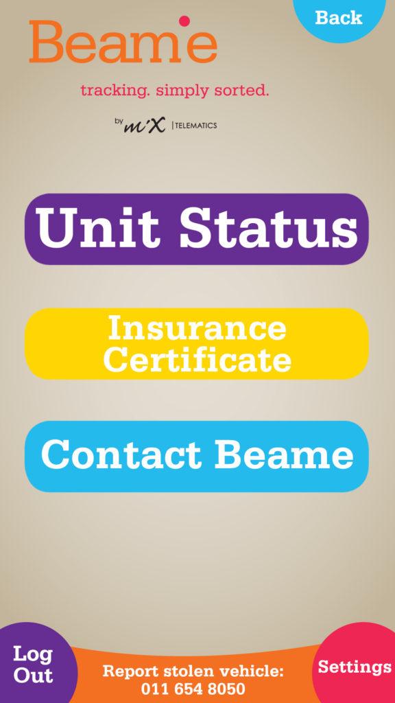 4980 Beame Smart phone app screen4_R5