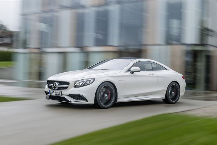 AMG Coupe 1