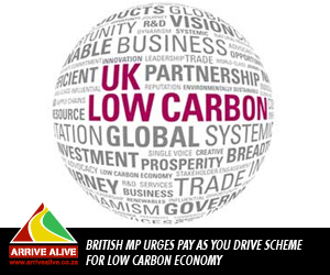 British-MP-urges-Pay-As-You-Drive-Scheme-for-low-carbon-economy