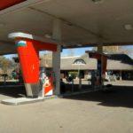 Caltex fuel station
