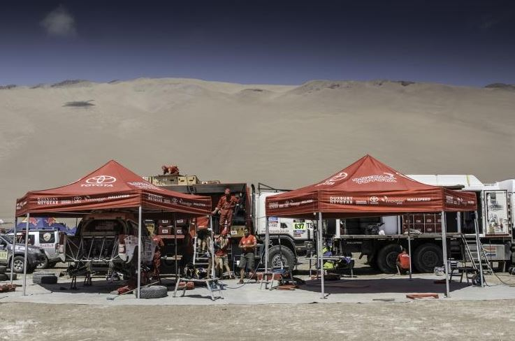 Dakar 2014 dune