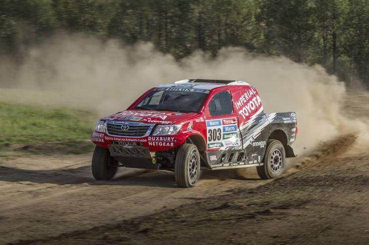 Dakar 2015 3
