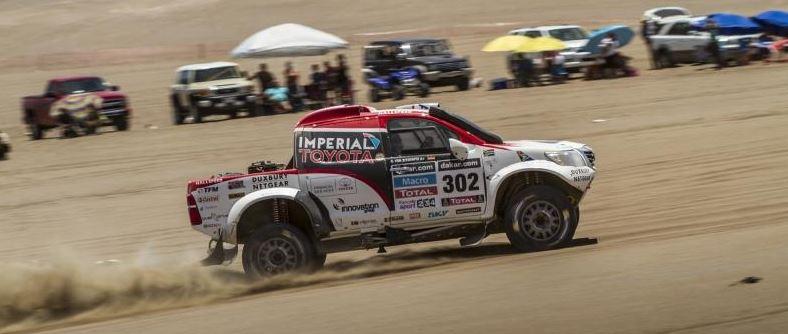 Dakar stage 11 2