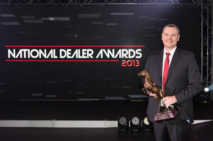 Dealer of the Year Toyota
