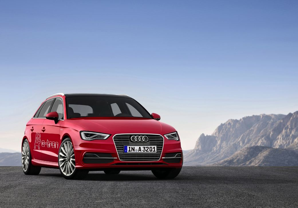 audi launches its first plug in hybrid model audi a3 sportback e tron car insurance. Black Bedroom Furniture Sets. Home Design Ideas