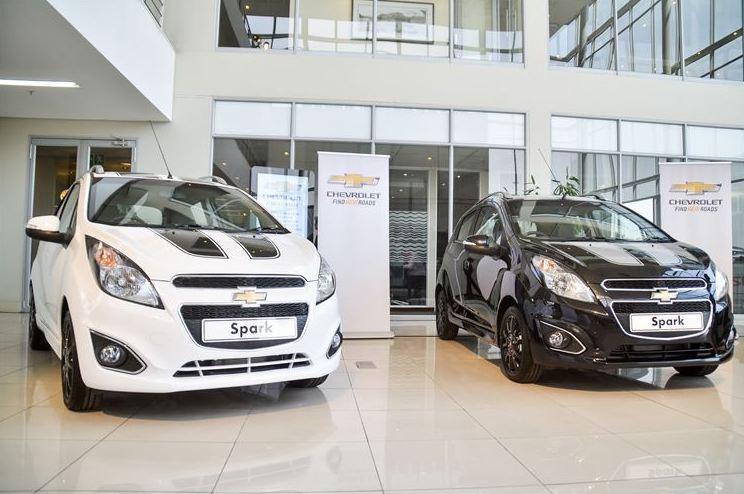 GM Spark