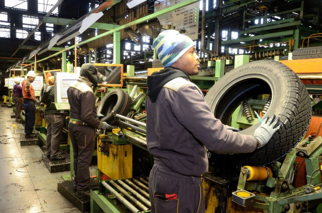 General Tyre Production 2