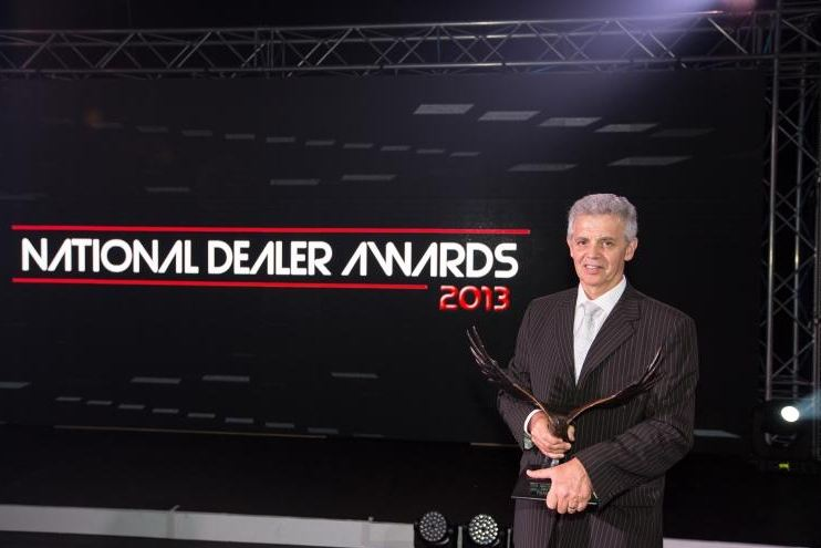 Hino Dealer of the Year