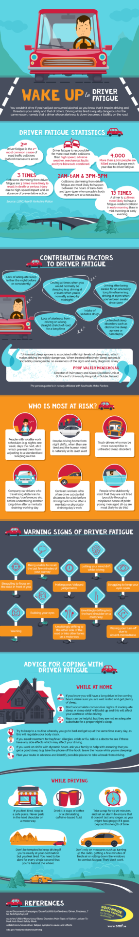 (Irl_UK) Driver fatigue kills 4,000 Europeans every year [Visual asset]