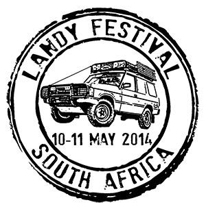 Landy Festival Logo
