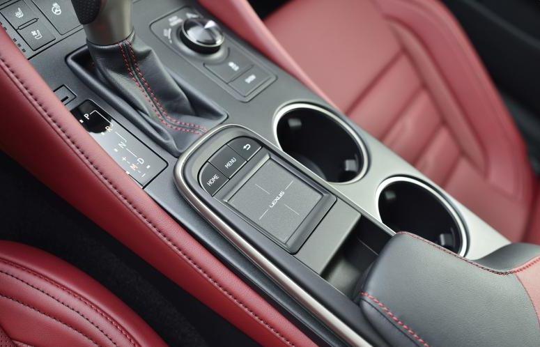 Lexus RC 350 F3