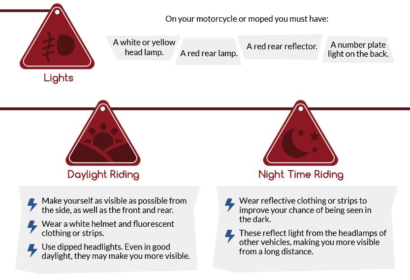 Motorcycle safety 5