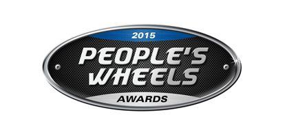 People wheels award 2015