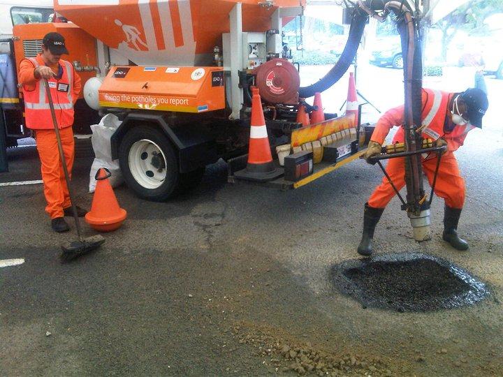 Pothole Brigade