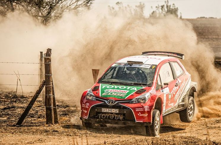 Poulter and Coetzee rally