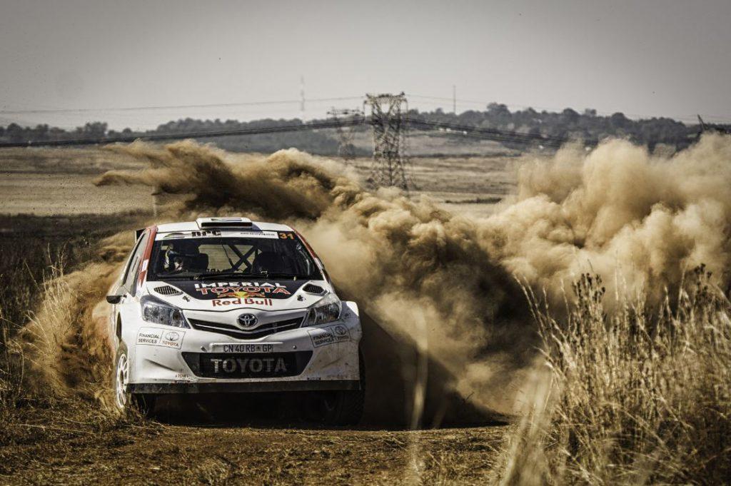 Rally Toyota