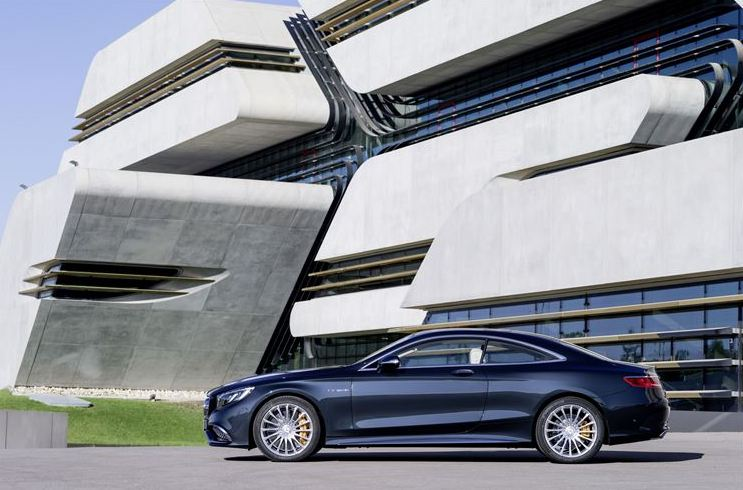 S65 Coupe