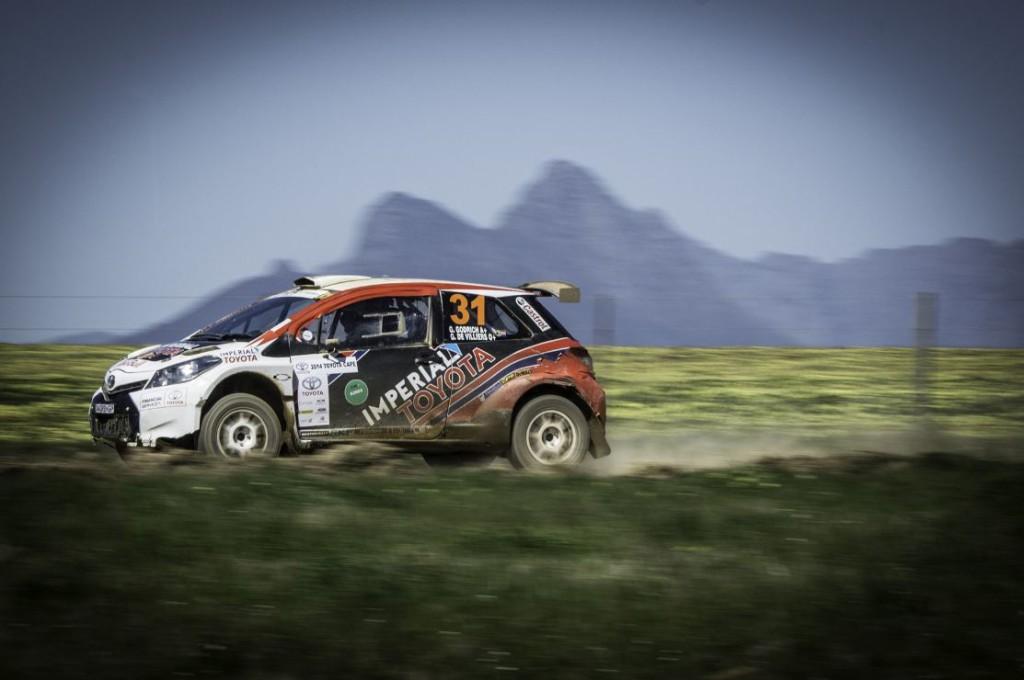Toyota Motorsport rally 2