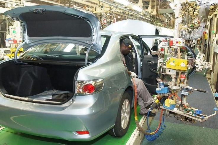 Toyota quest worker