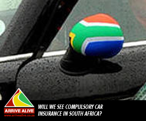 Will we see compulsory car insurance in South-Africa