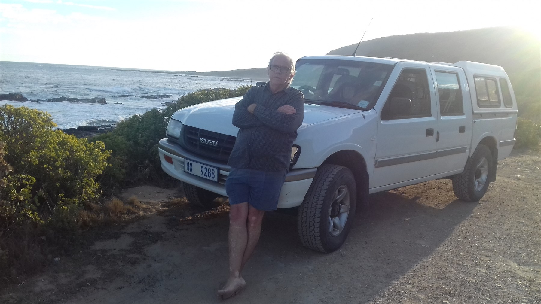Globe Trotting Isuzu Bakkie To Be Given New Lease On Life As Winner