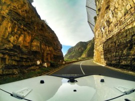cape town driving