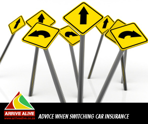 Advice when switching car insurance
