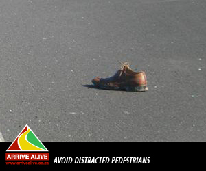 Avoid the distracted pedestrian causing car insurance claims!!