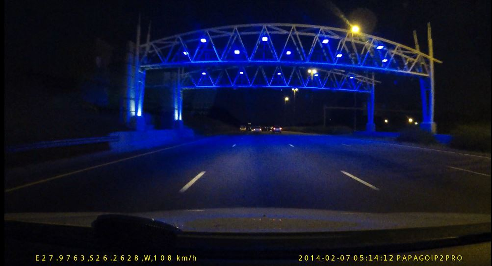 eToll lights