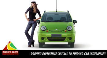 Driving experience crucial to finding cheaper car insurance