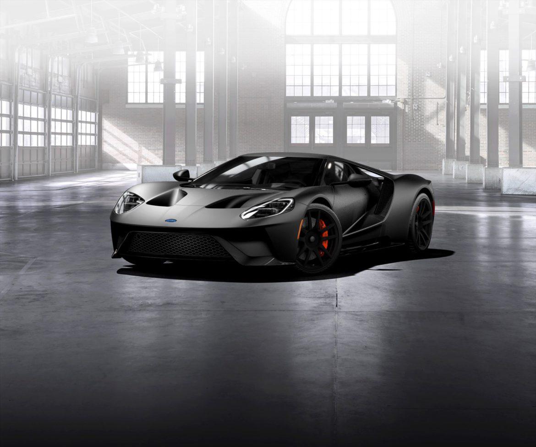 All-New Ford GT Earns The 2016 Gene Ritvo Award For Design