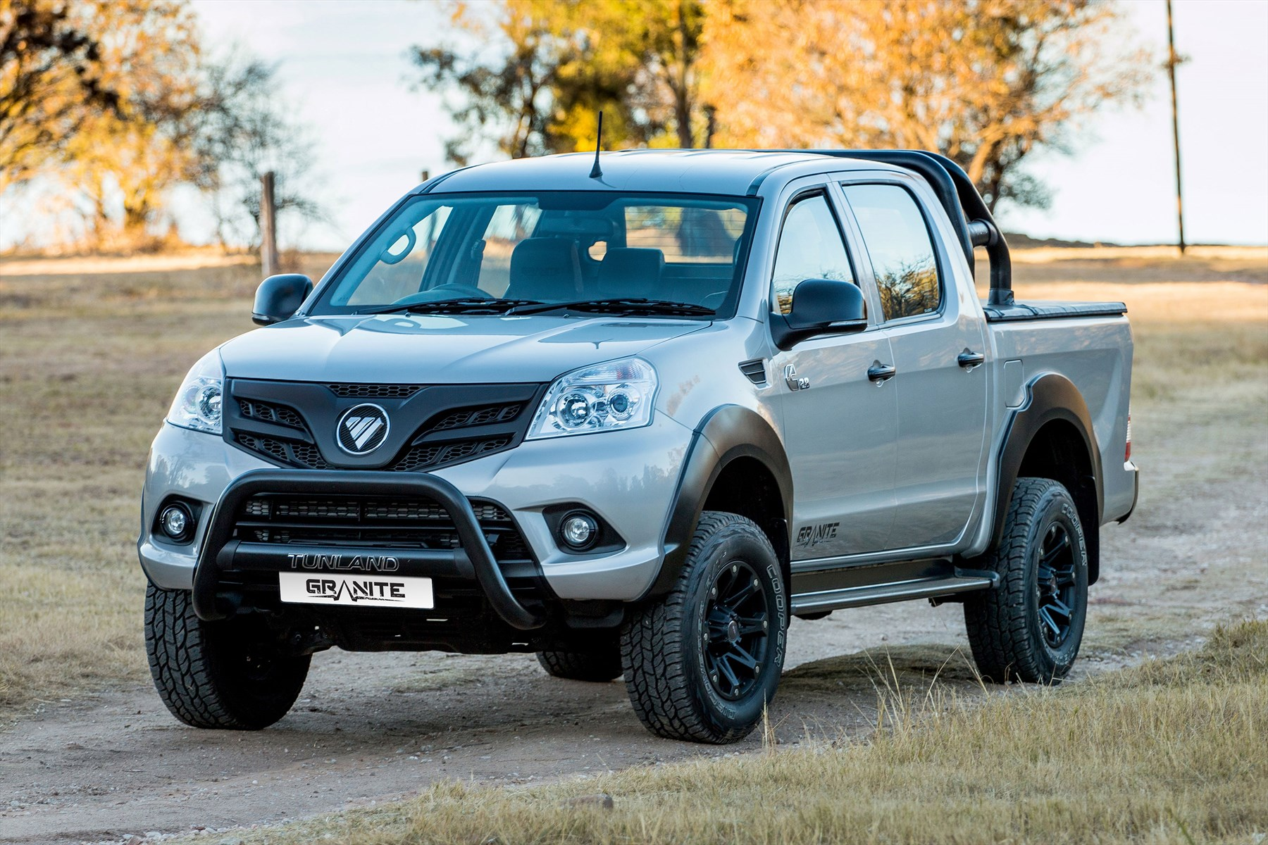 Foton Launches A Rock Hard Special Edition Tunland Car