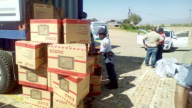 hijacking cargo