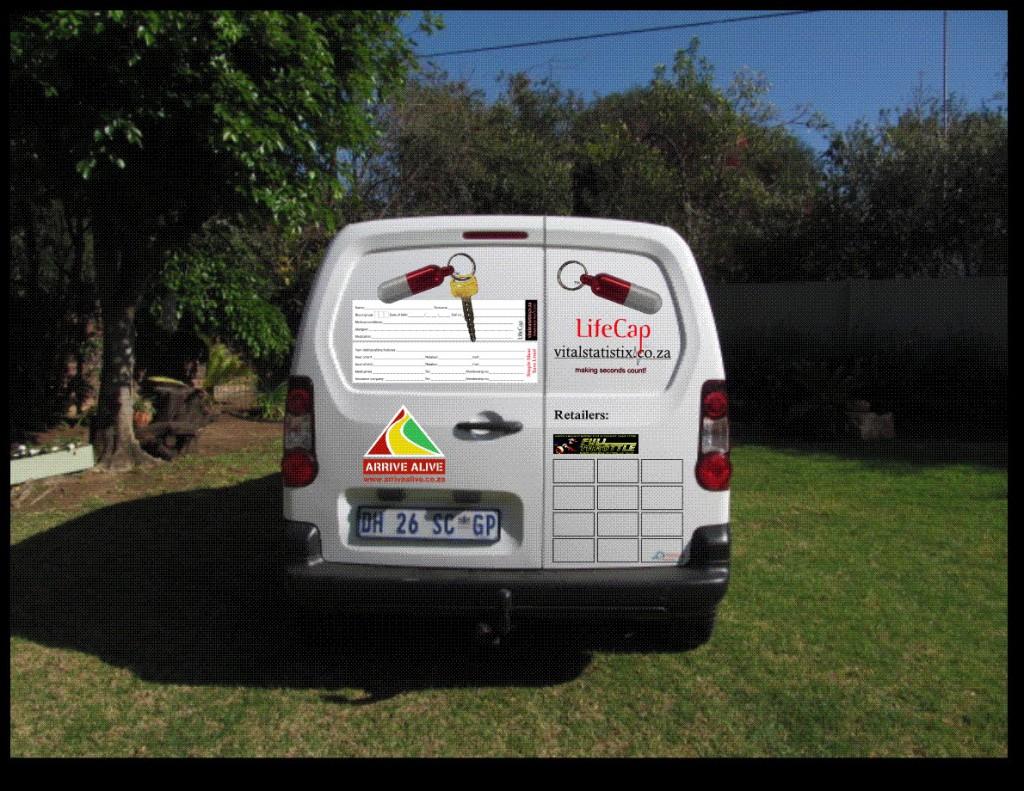 lifecap vehicle