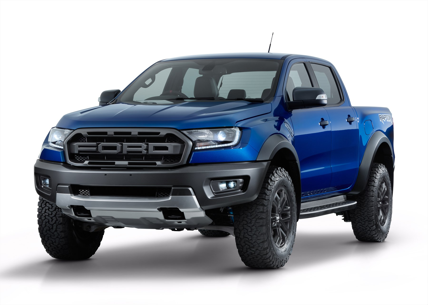 Ford unleashes first ever ranger raptor