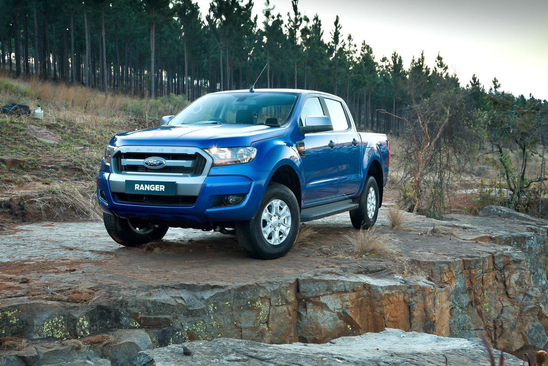 Record exports for ford ranger in august continued strong for Ford motor company number