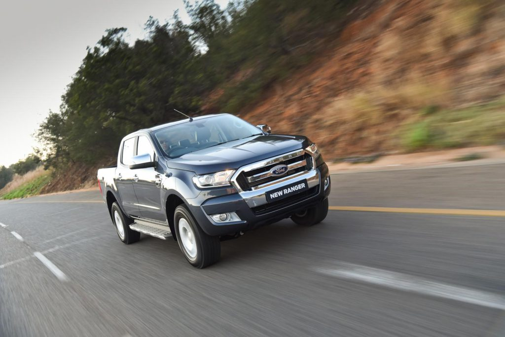 Ford Ranger Expands Line Up With New 2 2 Tdci Automatic