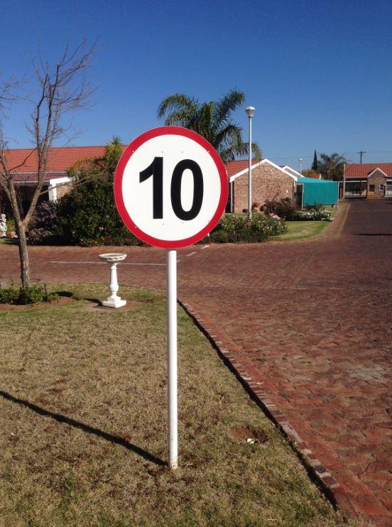 speed limit estate