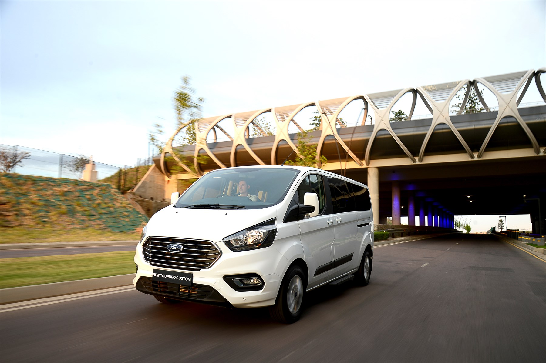 New Ford Tourneo Custom People Mover Offers The Best Seat In House For Business Or Leisure