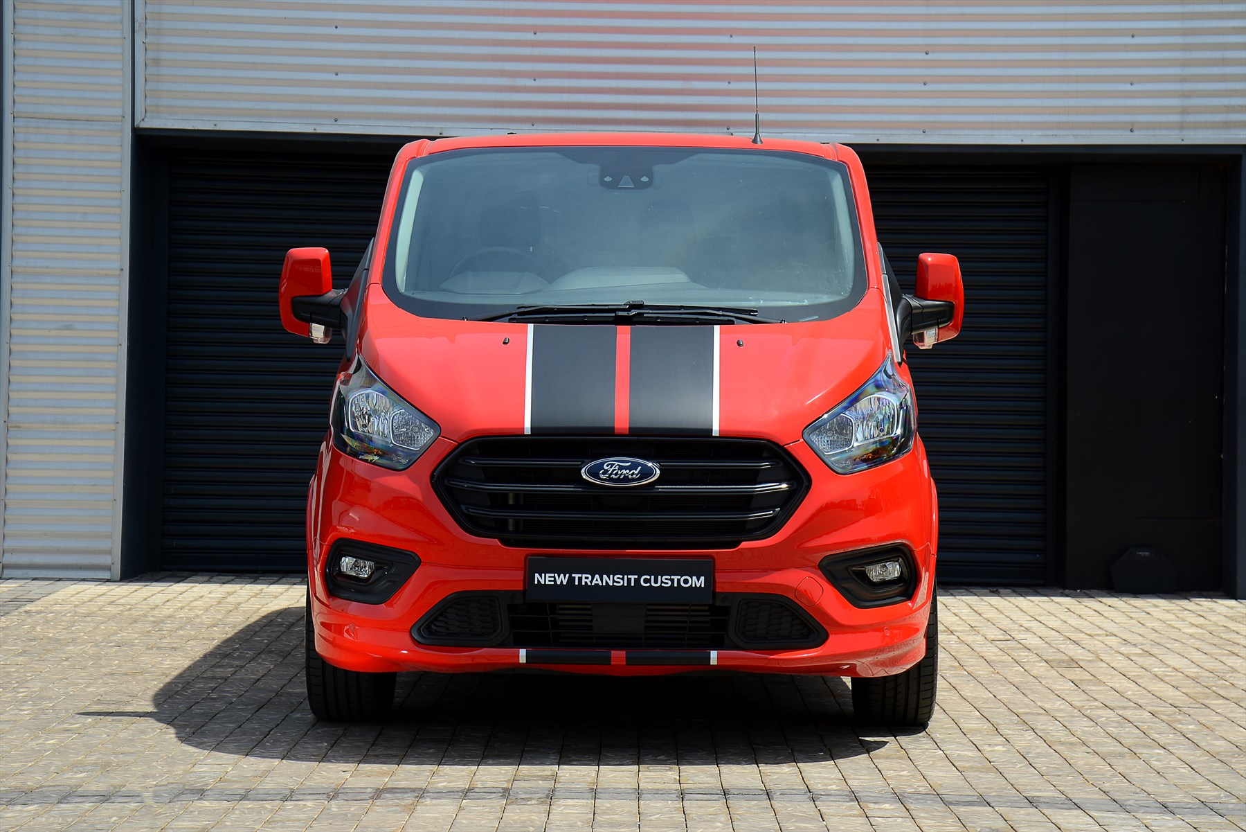 Drivers Insurance Quote >> New Ford Transit Custom – Enhanced Style, Productivity and ...