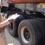 tyre safety trucks
