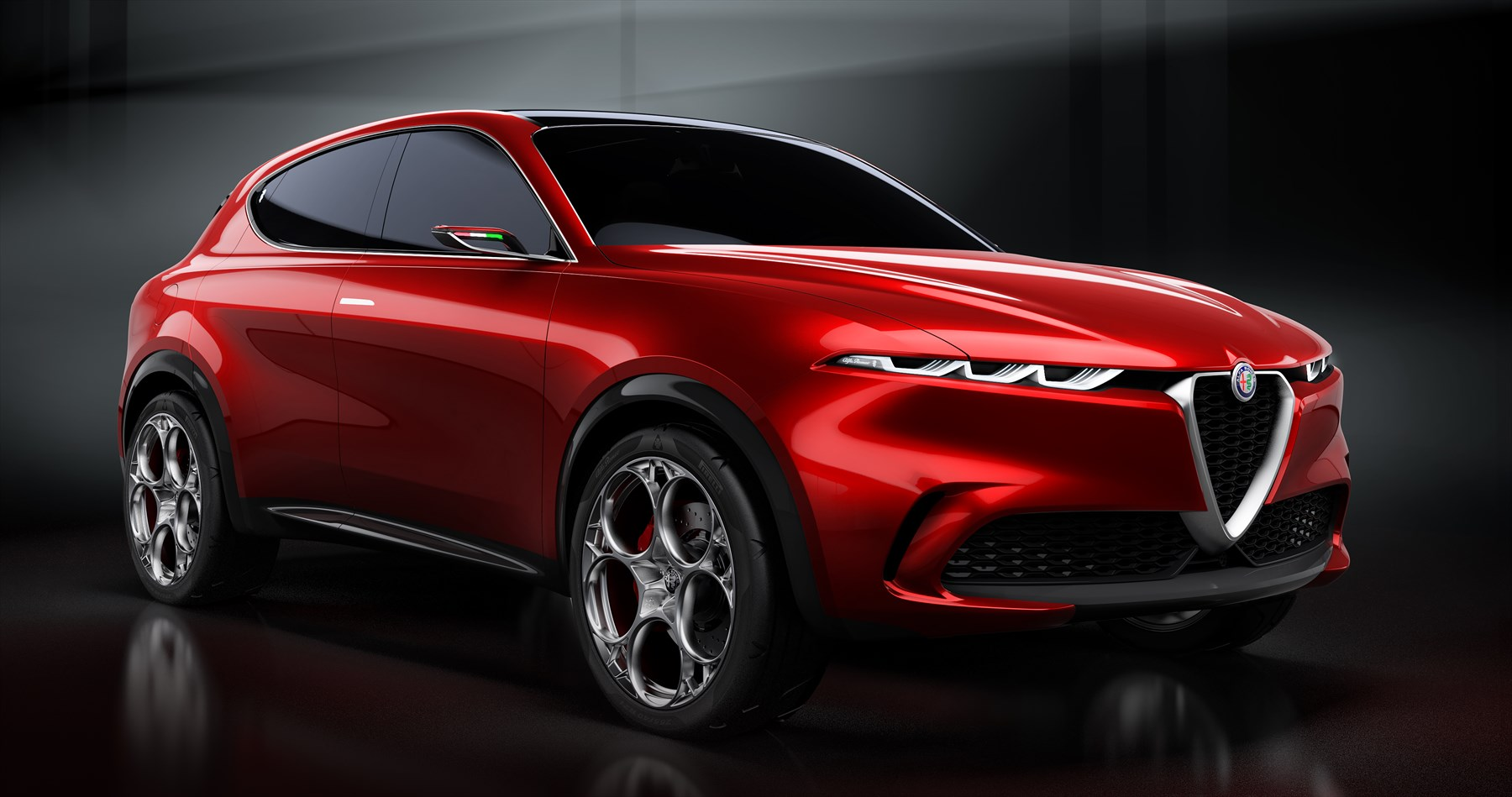 Alfa Auto Insurance >> Alfa Romeo Tonale Concept Wins Auto Express Readers Choice