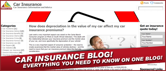 Car Insurance Blog Celebrates A Year Of Sharing Information And