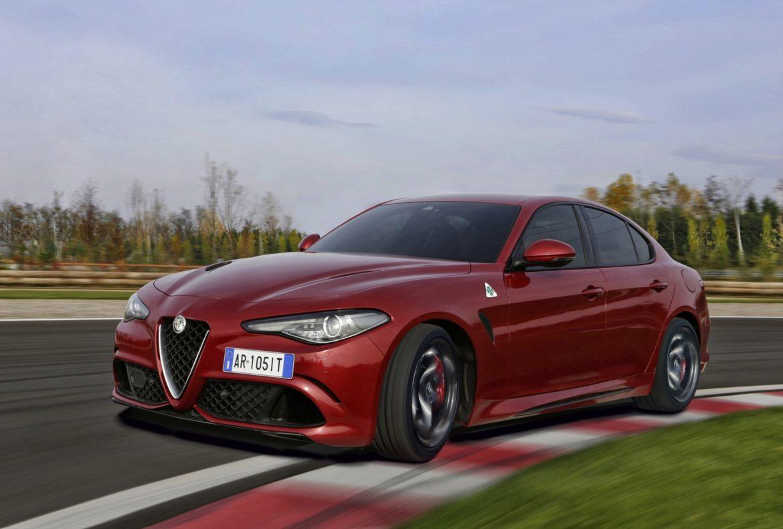 "Alfa Romeo Giulia Wins Two Categories At ""sport Auto AWARD"