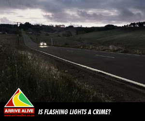 is it illegal to warn other drivers of a speed trap