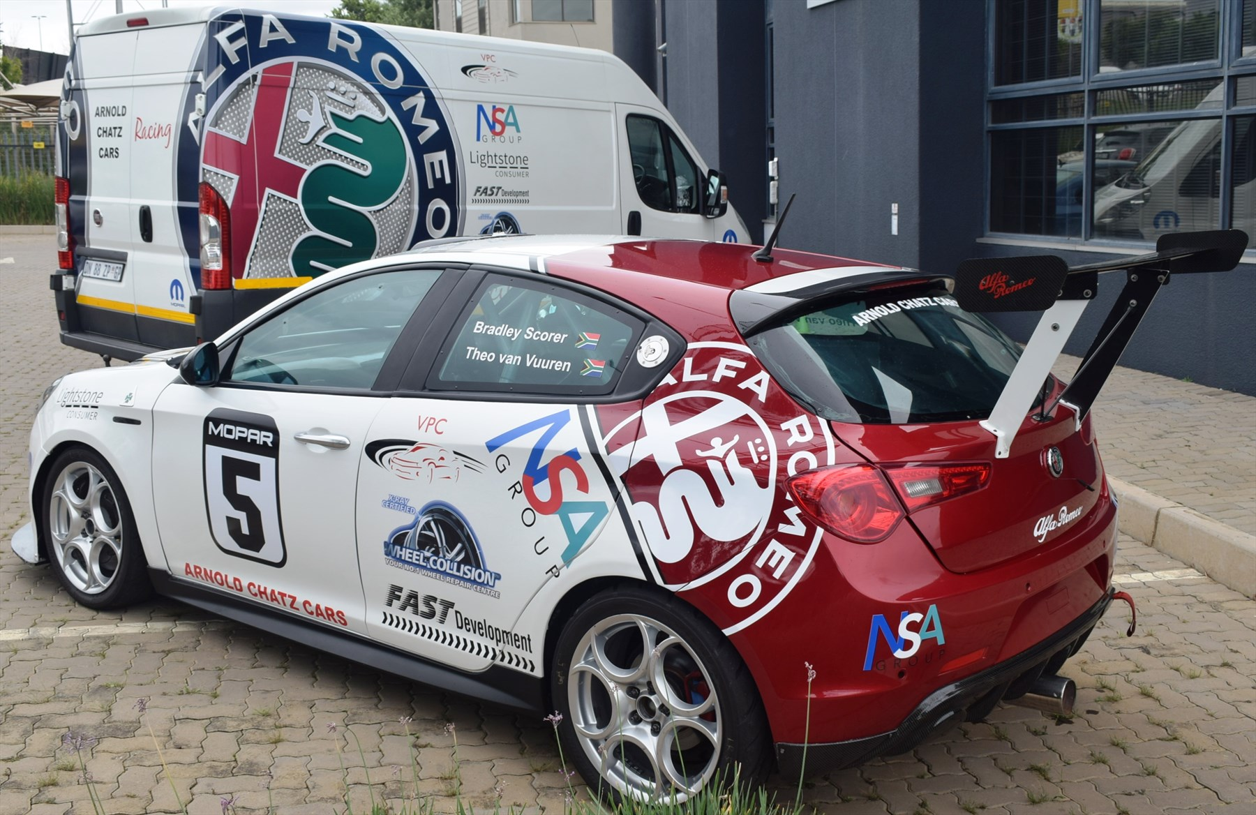 Endurance Car Insurance >> Alfa Romeo Giulietta Hopeful For Endurance Championship